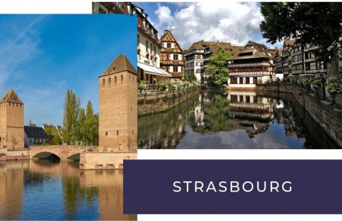 Incontournable depuis votre camping à Strasbourg