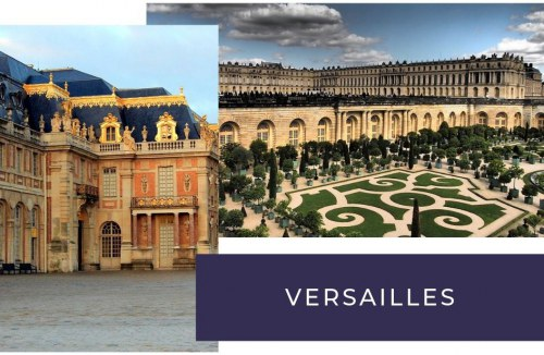 Incontournable depuis votre camping à Versailles