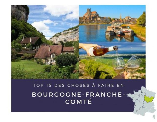 lieux touristiques bourgogne franche comté