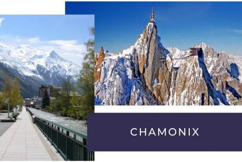 Incontournable depuis votre camping à Chamonix-Mont-Blanc