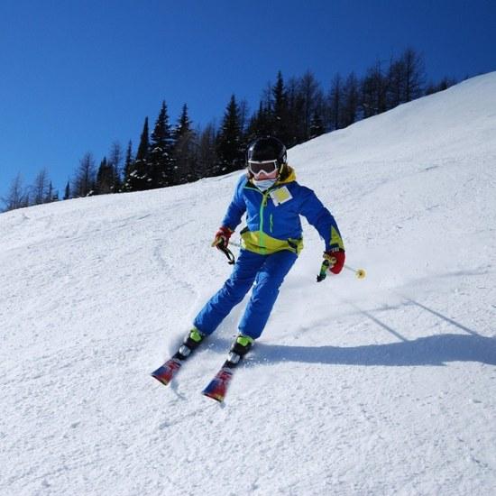 Camping ski en France