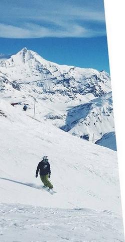 camping ski
