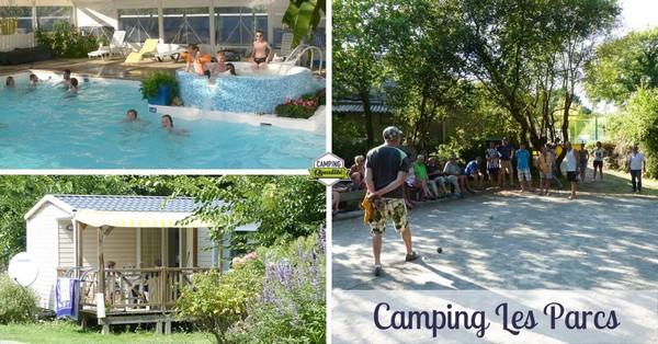 Visuel camping les Parcs